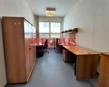 Prenájom kancelarií v administratívnej budove, 17m2 Košice – Staré Mesto