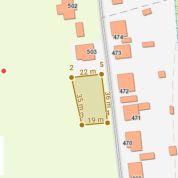Pozemok pre rodinné domy 700m2