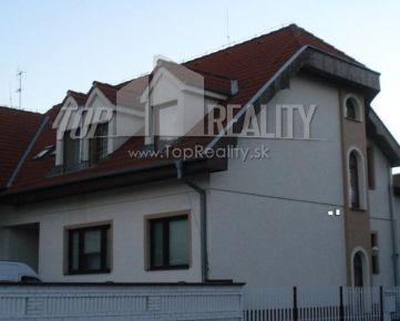 PRENÁJOM - ubytovanie pre robotníkov - 4 izbový byt v RD - ul. Korytnická, Bratislava II. Podunajské Biskupice