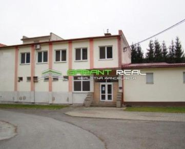GARANT REAL - Predaj výrobno - komerčný objekt, 2307 m2, Hrabovec, okres Bardejov