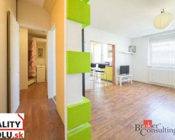 1 izbový byt v Nitre na predaj