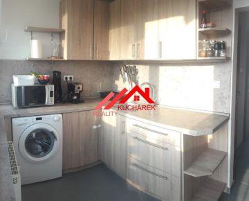 Kuchárek-real: Ponuka 1 izbového bytu po kompletnej rekonštrukcii Bratislava-Vrakuňa.