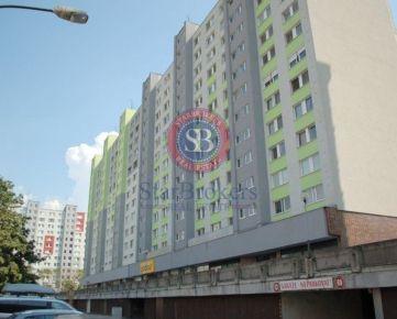 StarBrokers – PREDAJ : 3 .iz byt 76 m2 na 4/12 p., 2 x  loggia , Rovniankova ul., Bratislava - Petržalka