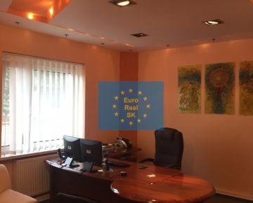 Prenájom pekných kancelárskych priestorov KE/Sever, Moravská ulica, cca 9 0m2, rekonštrukcia.