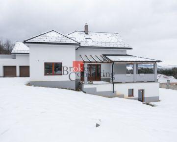 Luxusný rodinný dom Banská Bystrica na predaj, Slnečné stráne, novostavba