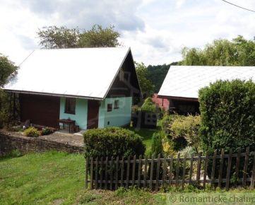 Chata so slivkovým sadom v malebnej osade v Javorníkoch na predaj