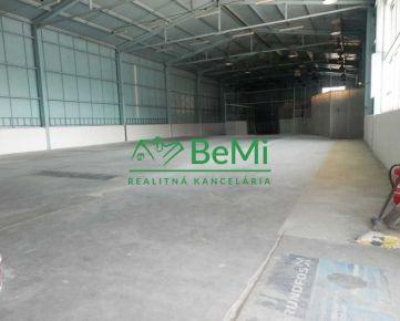 003-28-MOMI Prenájom obchodno-skladového priestoru na Zvolenskej ceste v Banskej Bystrici