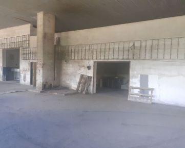 Predaj opravárenských priestorov vo Vajnoroch