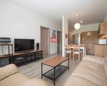 HERRYS – Na prenájom nový 3 izbový byt s parkovacím miestom v čerstvo skolaudovanej novostavbe Nový Ružinov