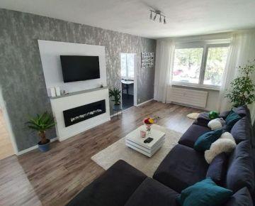 Krásny, veľký 3 izb, byt, ul. Dumbierska, Chrenová.
