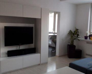 Prenájom moderný 2 izbový byt, Čaklovská ulica, Bratislava II Ružinov