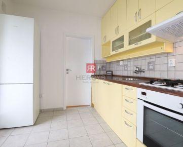HERRYS - Na prenájom zariadený 3 izbový byt s nepriechodnými spálňami