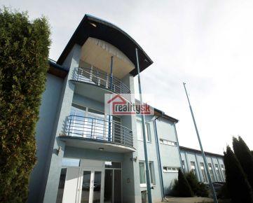 Predávame administratívno-skladovú budovu v Bardejove
