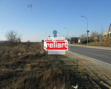 RELIART» DNV: Ponúkame na predaj priemyselný stavebný pozemok