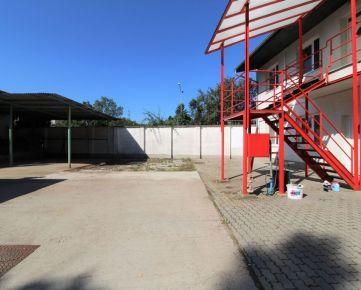 PREDAJ - prevádzková budova a sklad, Lamač