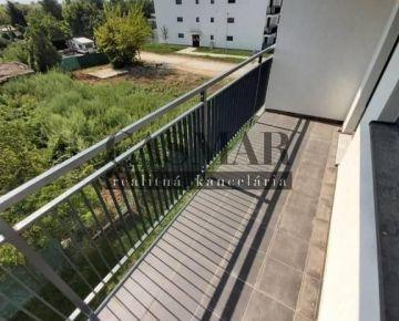 NA PREDAJ 1izbový byt v novostavbe Trnava-Modranka