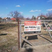 Pozemok pre rodinné domy 1413m2