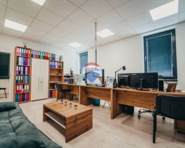 Kancelárie, administratívne priestory - prenájom