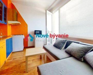 Ponúkame Vám na prenájom útulný 1 izbový byt v Banskej Bystrici.
