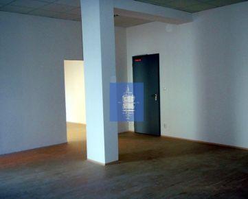Prenájom - obchodný/komerčný priestor (showroom), Kazanská ul. Bratislava