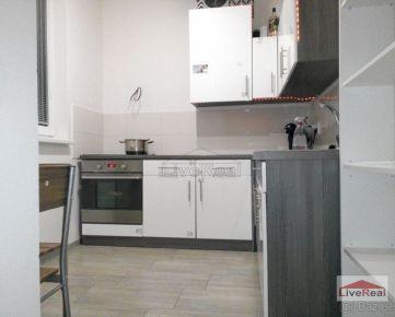 Pekný, 1. izb, zariadený, 36 m2, kompletná rekonštrukcia, p. prízemie / 9, Nezábudková