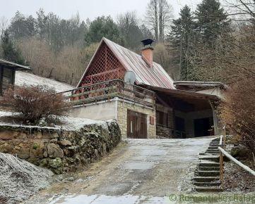 Rekreačná chata vo Vyhniach