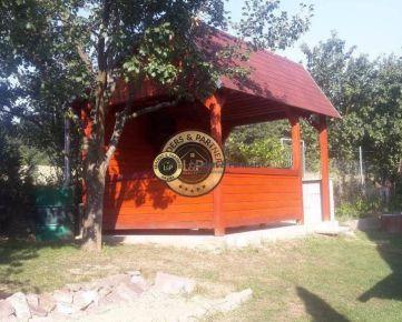 Chata, Nižný klátov, pri lese, 5 árový pozemok