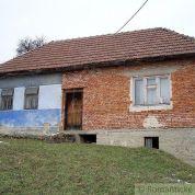 Chalupa, rekreačný domček 130m2, pôvodný stav
