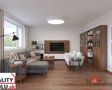 4 izbový byt Zvolen na predaj, novostavba