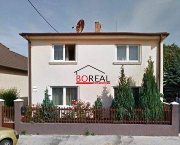 ** RK BOREAL ** Dvojpodlažný 5izb.rodinný dom po čiastočnej rekonštrukcii, BA II - Podunajské Biskupice, Odeská ul.