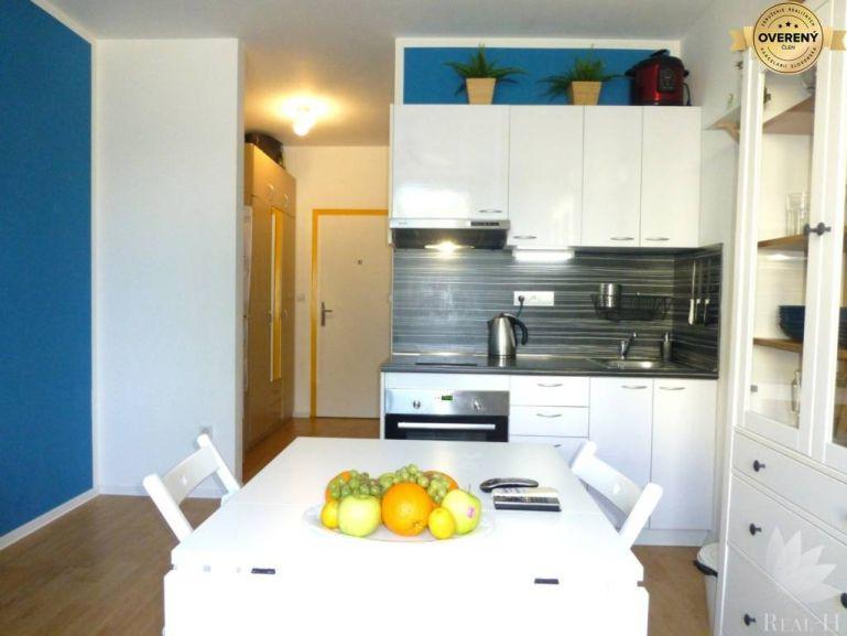 1-izb. byt 23m2, novostavba