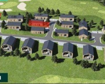 ETAPA III. už vo výstavbe!!! Lukratívne stavebné pozemky s hotovým domom na kľúč, Malý Slavkov.