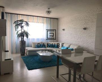 Prenájom luxusný 2-izbový byt v Bratislave na Kolibe