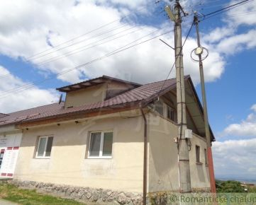 NOVÁ LEPŠIA CENA! Rodinný dom po čiastočnej rekonštrukcii v obci Klokoč