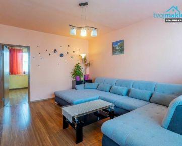 REZERVOVANÉ 4 izbový byt | Bernolákova ulica