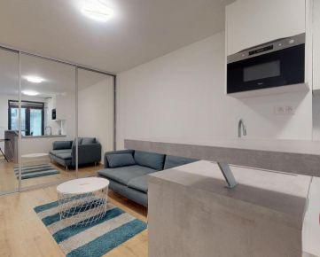 1,5-izbový byt, novostavba VENTI, historické centrum, s garážovým státím