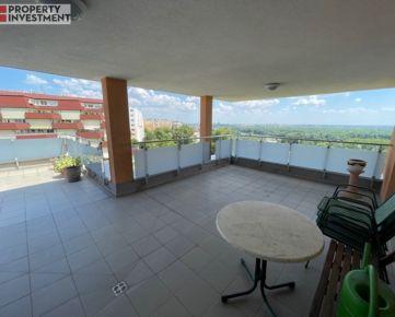Predaj 4 izbového bytu s vynikajúcim dispozičným riešením v projekte Kaskády