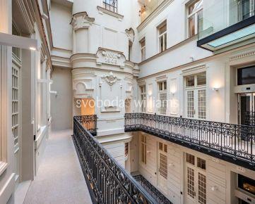 Kancelárske priestory v historickej budove I Staré Mesto 17 - 700 m2