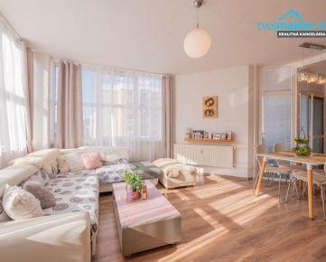 REZERVOVANÉ - Na predaj 3 izbový byt s loggiou | Prešov - Sibírska ulica