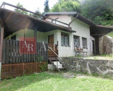 Hľadám súrne pre klienta dom, chalupu, chatu v okolí BB, do 100. 000 €