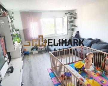 ELIMARK - PREDAJ 3 IZB BYT 70 M2 s loggiou 4 m2, UL. TURNIANSKA - PETRŽALKA