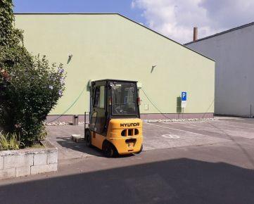 Predaj sklad. objektu 700 m2 v blízkosti Rožňavskej ul.