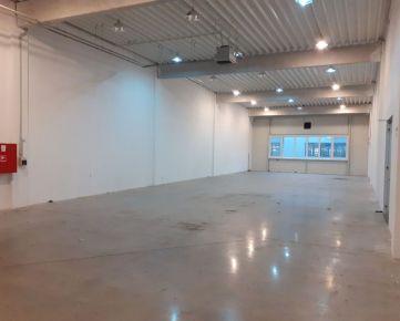 Prenájom sklad. priestoru 405 m2 na Starej Vajnorskej, NOVOSTAVBA