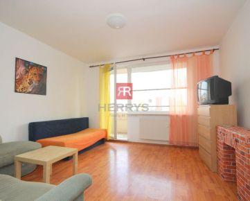 HERRYS - Na prenájom 3 izbový byt vo vyhľadávanej lokalite v Petržalke