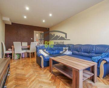 2-izbový pekný byt v centre mesta s veľmi pekným výhľadom