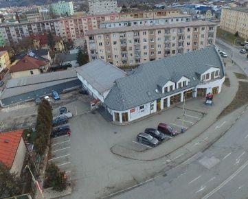 Kancelársky priestor – 55,76 m2 s vlastným parkovaním na prenájom, Rastislavova 68, Košice