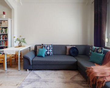 Rekonštruovaný 1,5-izb. byt na Nivách