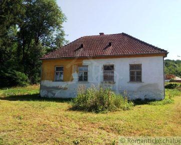 Objekt priestranného zachovalého  bývalého mlynu v obci Modrovka na predaj