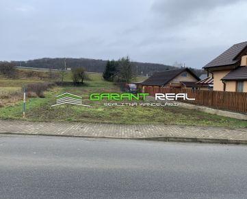 GARANT REAL - predaj stavebný pozemok 1060 m2, všetky IS, Malý Šariš, Prešov
