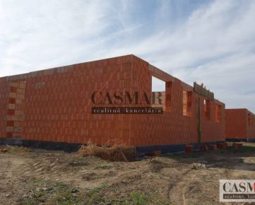 CASMAR RK – štýlová a kvalitná novostavba RD bungalov, Cífer